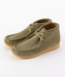 SHIPS KIDS/Clarks:WALLABEE BOOTS(kids)/500373419