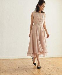 HARYU/カシュクール風ドレス/10251825N