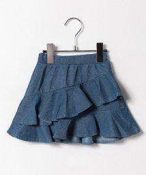 petit main/フリルレイヤードスカート/500369022