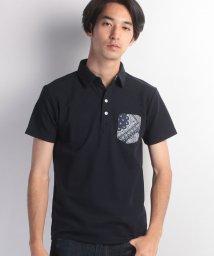 JNSJNM/【OUTDOOR PRODUCTS】ZERO STAIN ポケットスキッパーポロシャツ/500355295