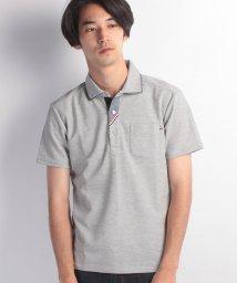 JNSJNM/【OUTDOOR PRODUCTS】ZERO STAIN カノコ前立て切り替えポロシャツ/500355297