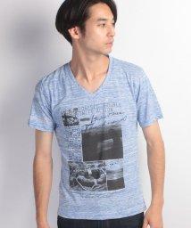 JNSJNM/【FORT POINT】ストーム天竺プリントTシャツ/500355301