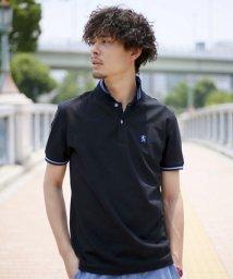 GIORDANOM/チビライオン刺繍ポロシャツ/500355589