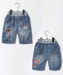 KRIFF MAYER(Kids)/WAPPEN‐SHORTS(110〜130cm)/500368625