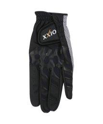 XXIO/ゼクシオ/メンズ/ゴルフグローブ GGG-X010 ブラツク   22/500378390
