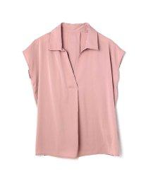 PROPORTION BODY DRESSING/ジョーゼットシャツブラウス 半袖 /500380150