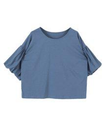 titivate/バルーンスリーブカットソーTシャツ/500382554