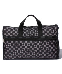 LeSportsac/LARGE WEEKENDER モノグラムピンク/LS0018640