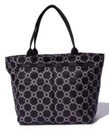 LeSportsac/SMALL EVERYGIRL TOTE モノグラムピンク/LS0018641