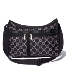 LeSportsac/DELUXE EVERYDAY BAG モノグラムピンク/LS0018642