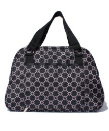 LeSportsac/ABBEY CARRY ON モノグラムピンク/LS0018649