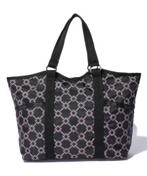 LeSportsac/SMALL CARRYALL モノグラムピンク/LS0018651