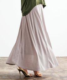 Ranan/〈coorich〉カットソーマキシスカート/500369633