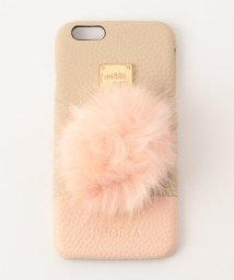 NOLLEY'S/【IPHORIA/アイフォリア】 ファー付iPhone Case (for iPhone6/6S)/500383537