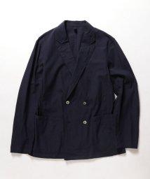 NOLLEY'S goodman/ダブルブレスト シャツジャケット/500384725