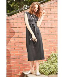 PROPORTION BODY DRESSING/《BLANCHIC》ジャージーマキシワンピース/500385580