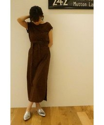 PROPORTION BODY DRESSING/《BLANCHIC》ジャージーマキシワンピース/500385580