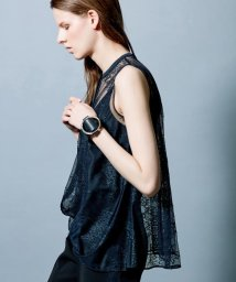 ICB(LARGE SIZE)/【Guest Wear】【洗える】Lace ブラウス/500390253