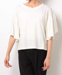 NICE CLAUP OUTLET/【every very nice claup】袖フレアプルオーバー/500372777