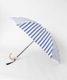URBAN RESEARCH/Saison Tourne Umbrella ストライプ折傘/500391056