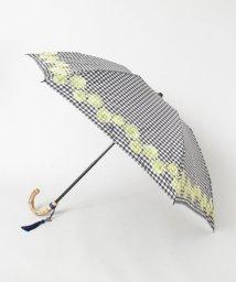 URBAN RESEARCH/Saison Tourne Umbrella シェル刺繍折傘 /500391059