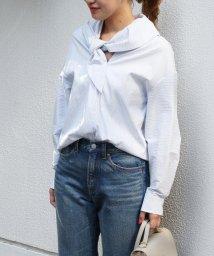 JOURNAL STANDARD relume/スカーフセットシャツ◆/500392237