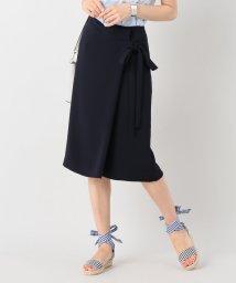IENA/《追加》カラーラップスカート◆/500185377