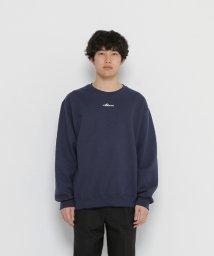 URBAN RESEARCH/【SENSEOFPLACE】ロゴビッグスウェットシャツ/500381315
