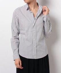 MIIA/コンパクトフィットシャツ/002027517