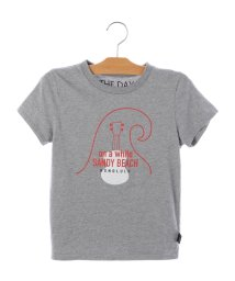 SHIPS KIDS/THE DAY:プリント TEE(145~160cm)/500395353
