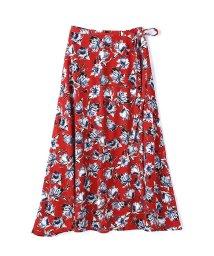 PROPORTION BODY DRESSING/《EDIT COLONGE》フラワーアシメロングスカート/500395449