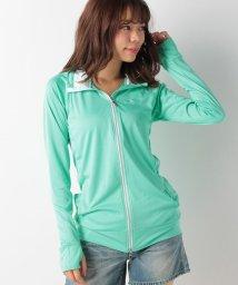 VacaSta Swimwear/【BENETTON】フードUVラッシュガードポケット付/500386630