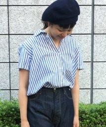 coen/綿麻2WAYシャツ/500396500