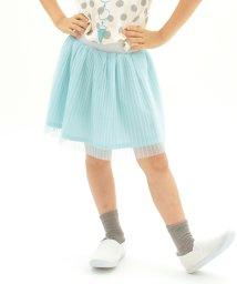 KOE/チュールプリーツスカート/500240582