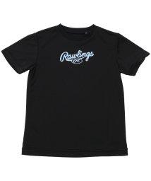 Rawlings/ローリングス/キッズ/スクリプトロゴTシャツ/500398655