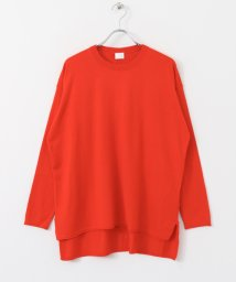 URBAN RESEARCH DOORS/C.T.plage round long sleeve Pullover/500398877