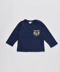 SHIPS KIDS/SHIPS KIDS:ポケット 長袖 TEE(80~90cm)/500399118
