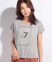 a.v.v/ロゴプリントTシャツ[WEB限定サイズ]/500389772