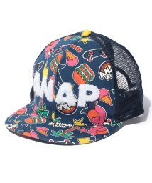 ANAP KIDS/SUMMER柄メッシュCAP/500388792