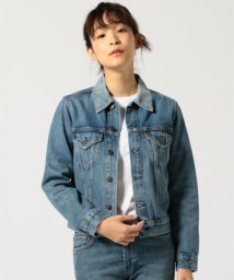 LEVI'S LADY/WOMEN'S TYPE III BLUE JAY WAY/500388747
