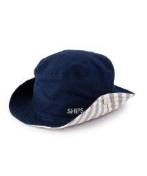 SHIPS KIDS/SHIPS KIDS:ボーダー ウエスタン ハット 2 【UV CUT製品】/500400532