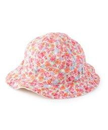 SHIPS KIDS/SHIPS KIDS:ベビー フラワー ハット(ピンク)/500400533