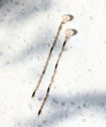 jupiter/screw chain ピアスキャッチ(5cm)/500085145