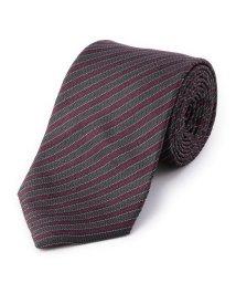 SHIPS MEN/SD:【絹紡糸使用】シルク ストライプ ネクタイ/500400935