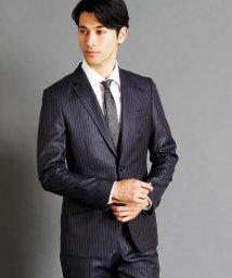 MONSIEUR NICOLE/ストライプ柄スーツ/500387186