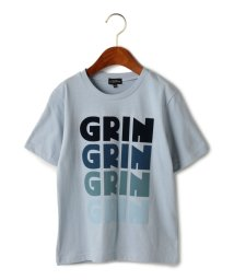 green label relaxing (Kids)/◆【ジュニア】GLRフロッキーロゴ Tシャツ/500392632