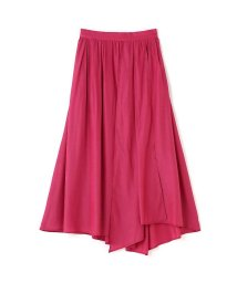 PROPORTION BODY DRESSING/《BLANCHIC》ランダムヘムマキシスカート/500402109