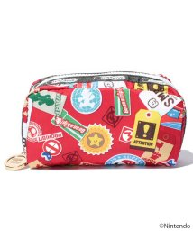 LeSportsac/RECTANGULAR COSMETIC マリオトラベル/LS0018704