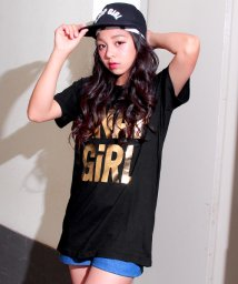 ANAP GiRL/ロゴTシャツワンピース/500403085