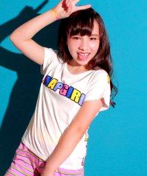 ANAP GiRL/マルチカラーロゴTシャツ/500407066